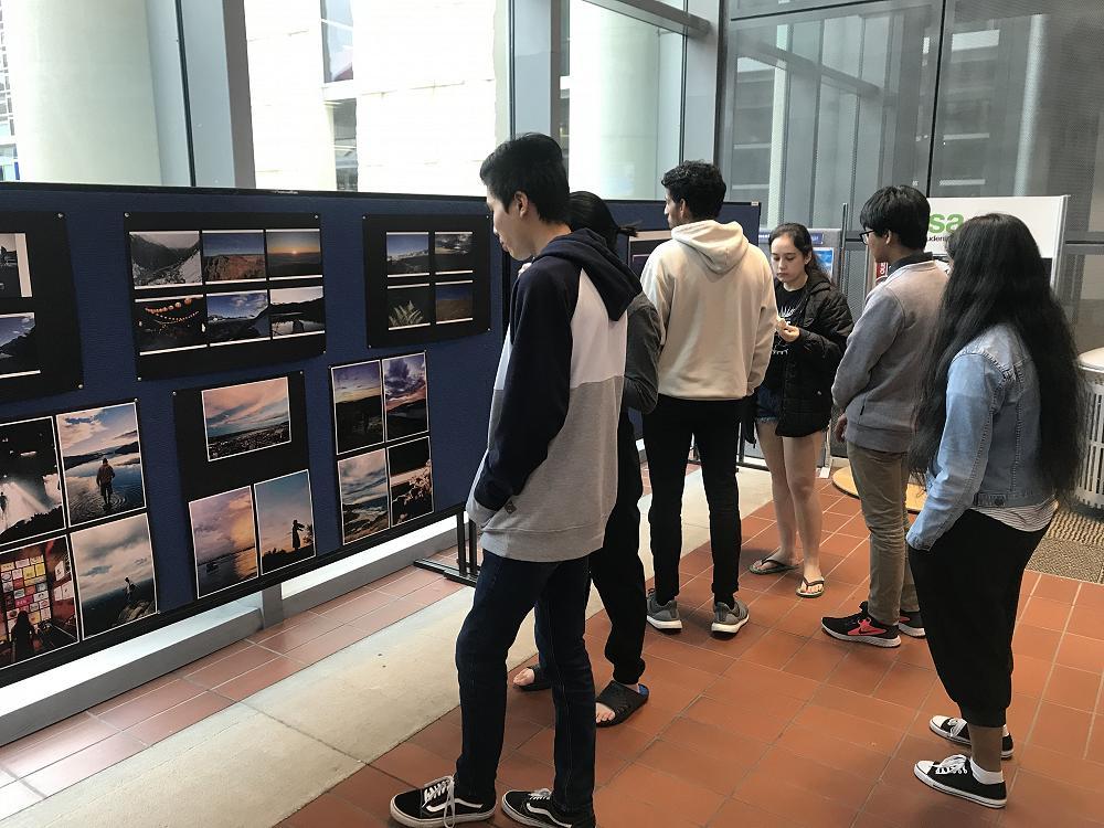 Inter-college Visual Arts Competition, 14 April 20