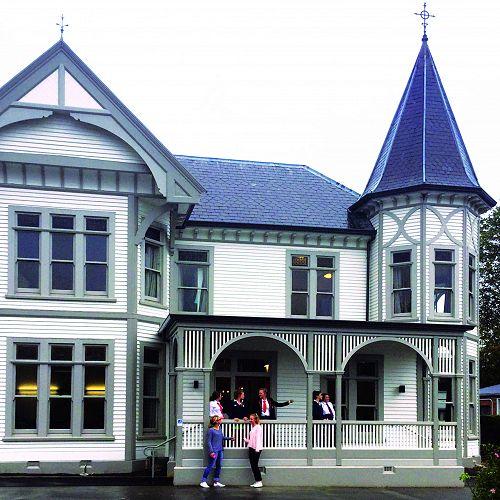 Acland House
