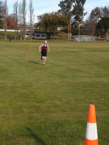 Cross Country - Teagan Marett