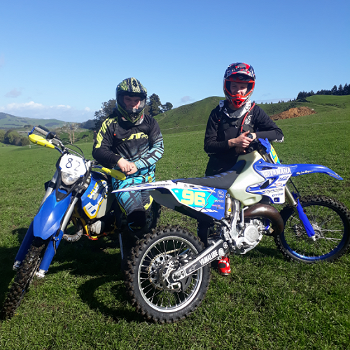 Secondary School Moto Cross Country Competition