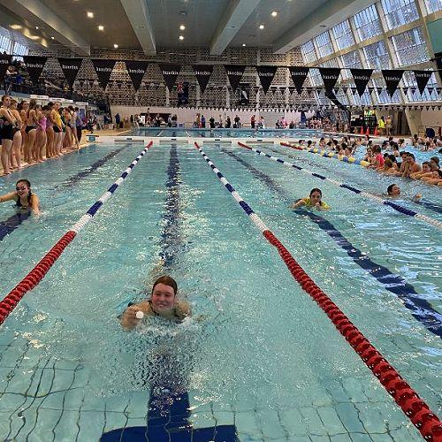 Swimming sports 2021