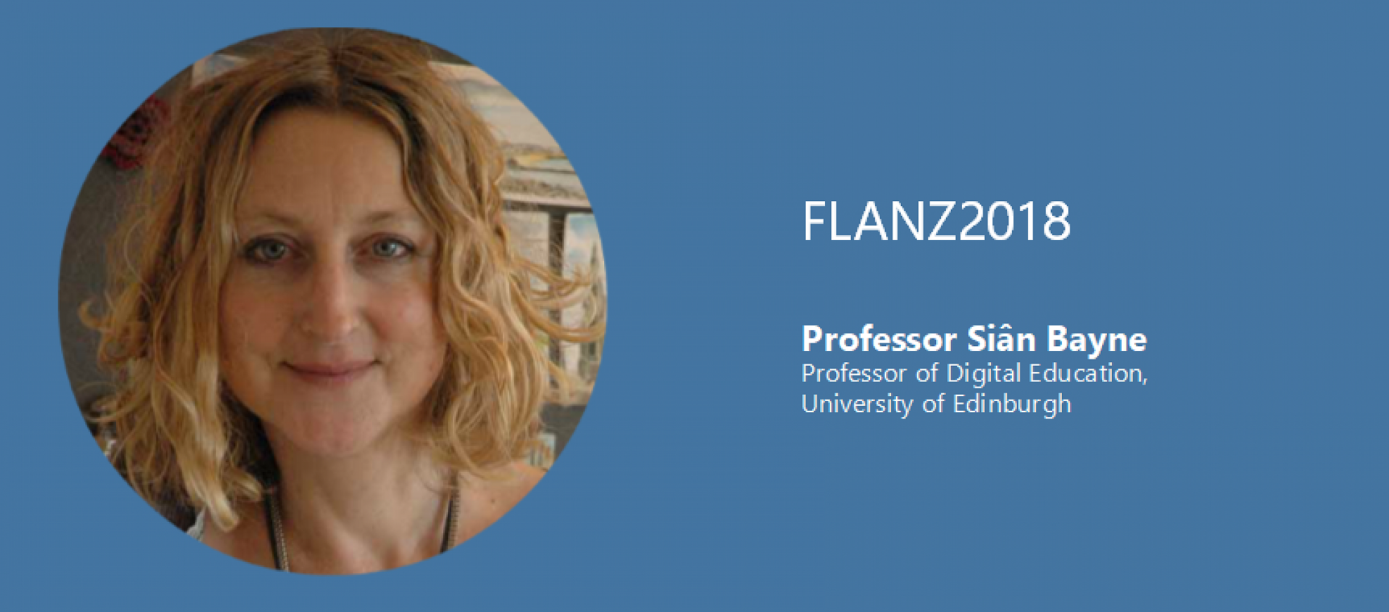 Introducing our first Keynote speaker