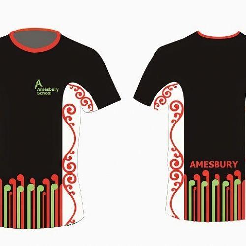 Amesbury Sports Top