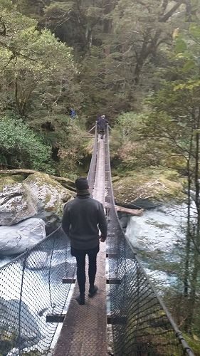 10S - A week at Mt Aspiring