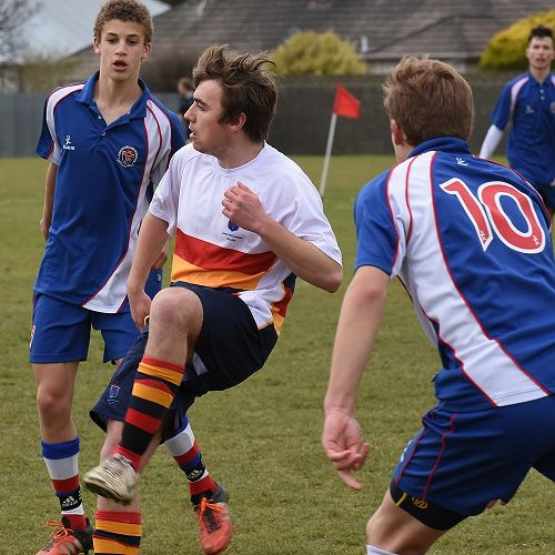 Senior Football Team, Linwood Tournament
