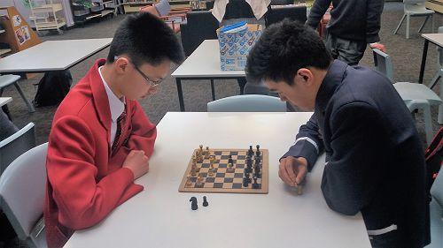 Waitaki Boys' High School Interschool - Chess