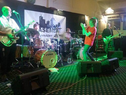 Basement - Rehearsal