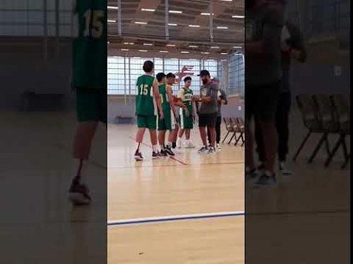 Video: 3x3 Snr Basketball boys