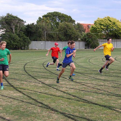 Athletics Day 2016