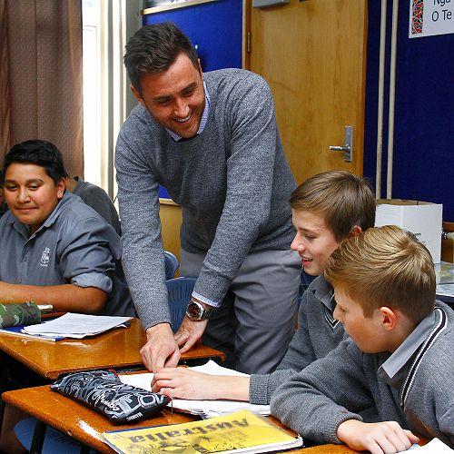 Classroom - Mr. Hodge