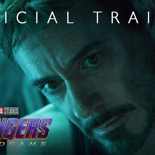 Video: Marvel Studios' Avengers: Endgame - Official Trailer