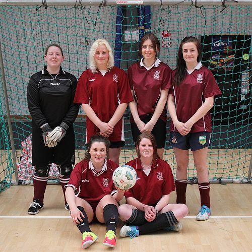 Senior Girls Futsal