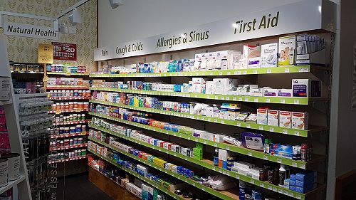 We stock Natural Health products