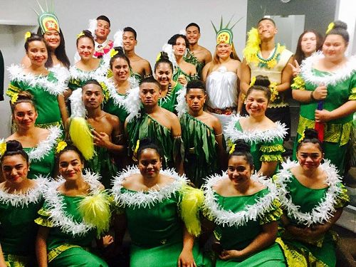 Pasifika | Whole Group