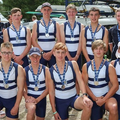 2019 South Island Secondary Schools Rowing Championships