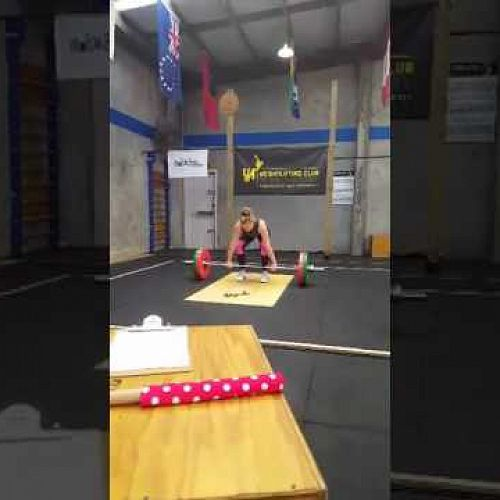 Video: Sam Hansen hits three personal bests at final 'hit out' before Secondary Schools Comp in August!