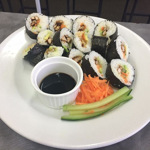 Sushi - Year 10 Food and Nutrition