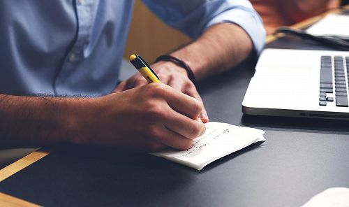 Noteboook Planning