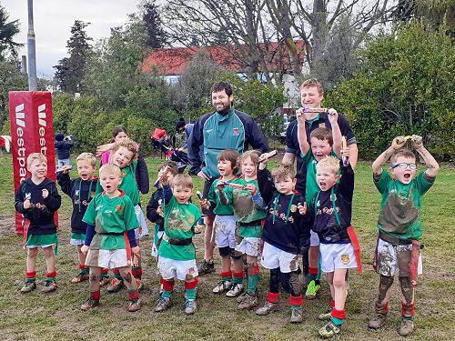 Celtic Rugby Juniors Team