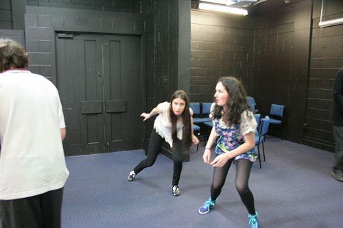 Theatresports 2014