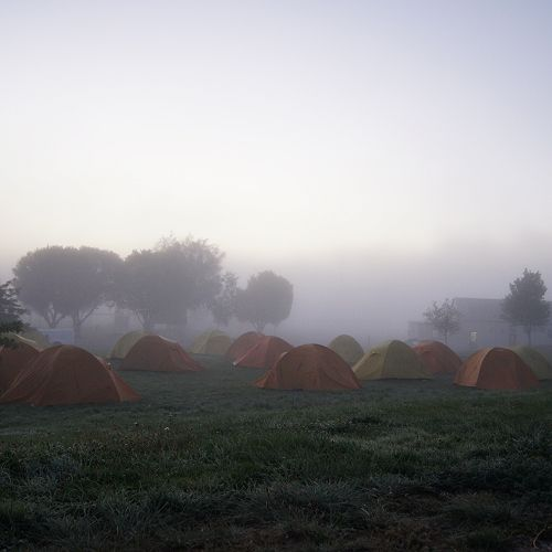 Dawn - Omakau.