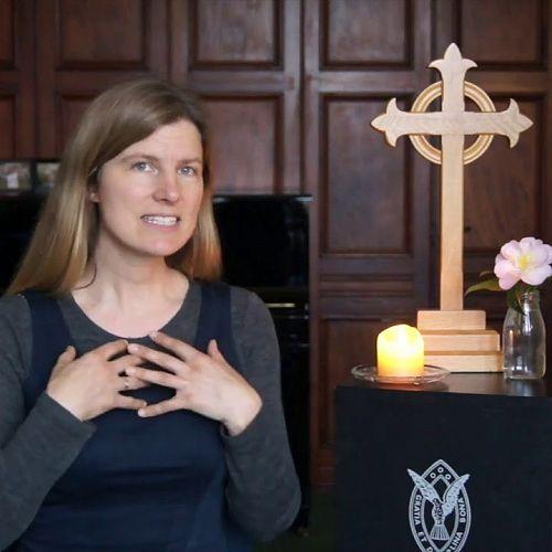 Video: Columba Chapel - Friday 28 August 2020