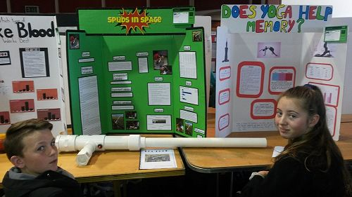 Sanford Science & Technology Fair 2017