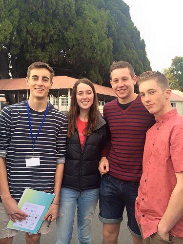 Sir Peter Blake Trust YELF  Youth Enviro Leaders F