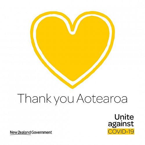 Thanks Aotearoa