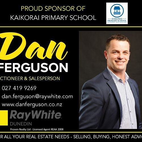 Dan Ferguson Ray White Sponsor