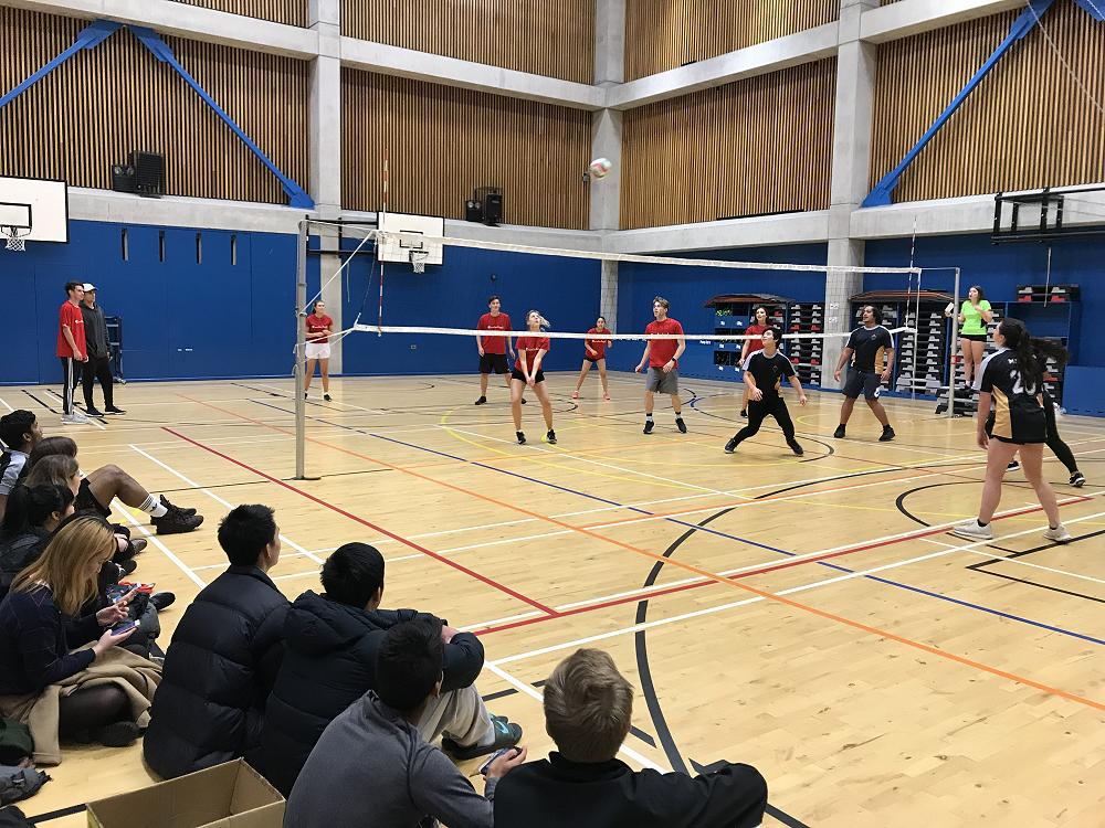 Volleyball 22/4/18