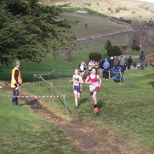 NZSS Cross Country