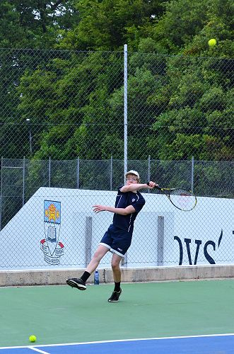 OBHS Junior Tennis Championships