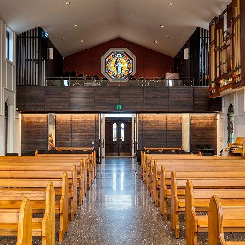 Chapel of St Bede - 2019