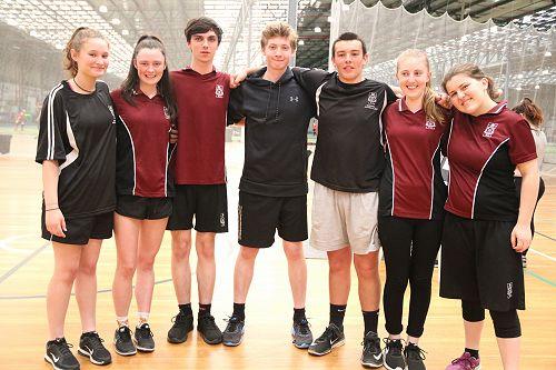 Volleyball - Senior Social