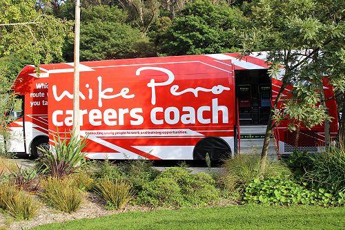 Careers Bus