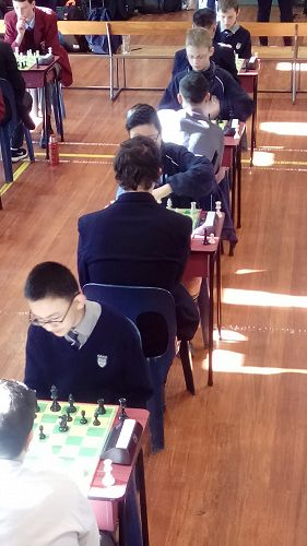 South Island Secondary Schools Chess Championships