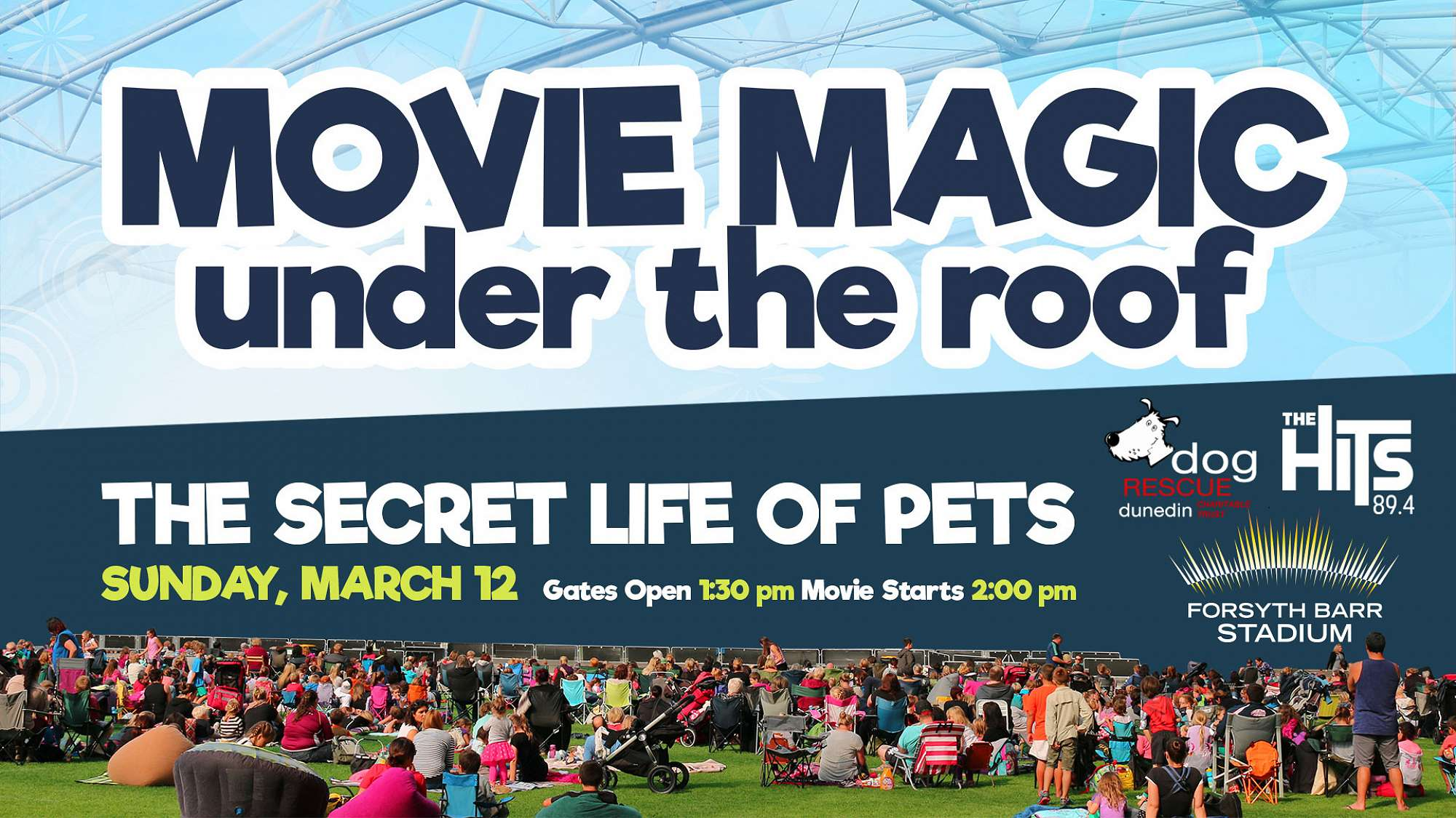 Movie Magic - The Secret Life of Pets