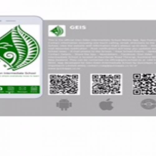 GEIS QR Code