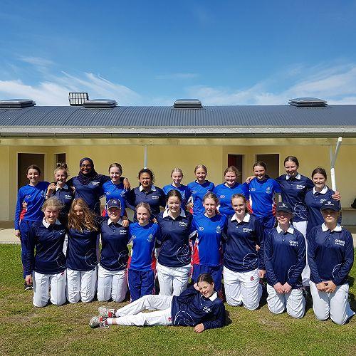 Queen's Cricket Team