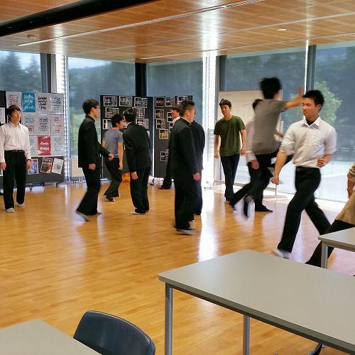 Ichikawa visit 2016 - Drama lesson