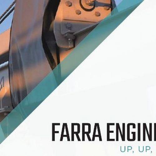 Venture Magazine Farra Brochure Cover page
