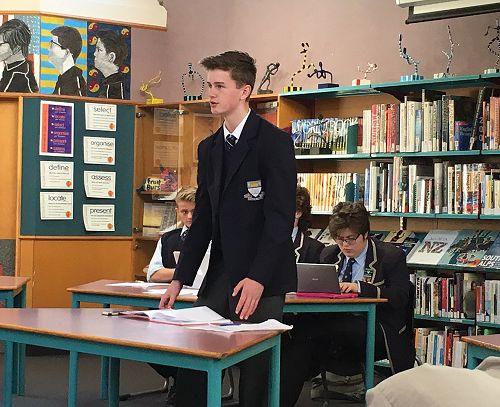 King's Interschool - Debating