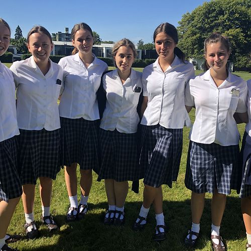 Year 12 Global Living - Special Project - Sustainability Team Jess, Rosa, Katie, Jax, Liv, Poppy and Elle.