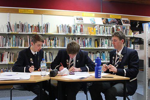 Dunedin Secondary Schools Debating Competition