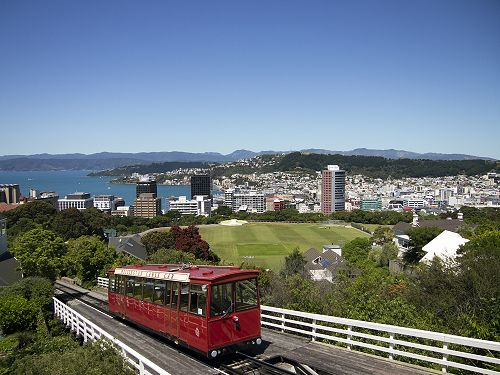 Cable-car, Wellington