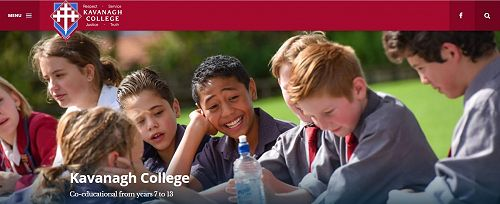 Kavanagh College Website