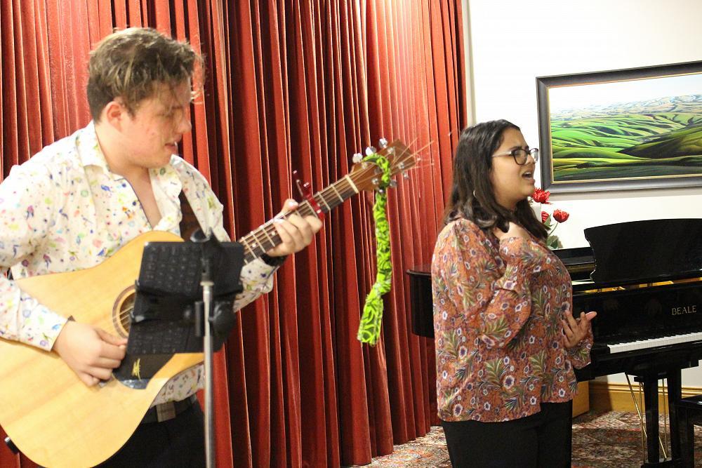 Friend-Link community service concert, 13/9/19