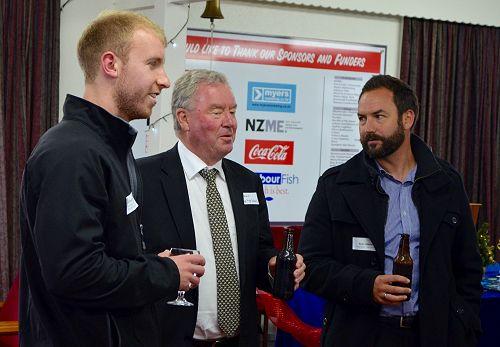 Business After 5 (Dunedin) St Clair Golf Club  Nov
