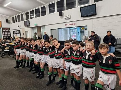 Junior Buffalo's Team
